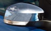 1529572 Кожух зеркала правый-хромированный / FORD Focus-II/III 08~