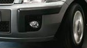 1220945 Противотуманная фара, комплект / FORD Fiesta 01~08