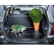 1722340 Коврик в багажник, полиуретан