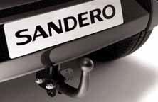7711424133 Проводка фаркопа SANDERO