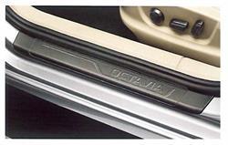 5E0071303 Накладки на пороги пластик ОКТ А7