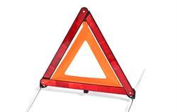GGA700001A Знак аварийной остановки Skoda