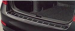 5E5064711 Накладка защитная зад. бамп. чёрн. ОКТ А7