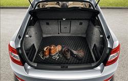 5E5061160 Коврик багажника рез. ОКТ А7