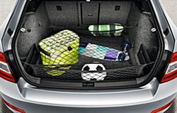 5E0017700A Сетки в багажник (черные) Октавия А7