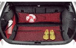 5E0017700 Сетки в багажник (красные) Октавия А7