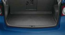 5M0061161 Коврик багажника (Golf Plus)