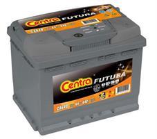 ca640 Аккумуляторная батарея CENTRA 190X242X175 Ток хол. прокрутки 640 A Емкость батареи 64 А/ч