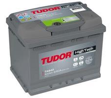ta640 Аккумуляторная батарея TUDOR 190X242X175 Ток хол. прокрутки 640 A Емкость батареи 64 А/ч