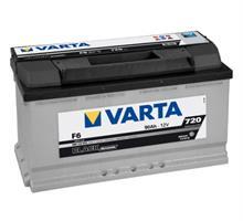 5901220723122 Аккумулятор VARTA Black Dynamic 90А/ч обратная полярность