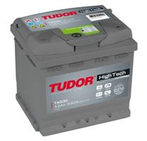 ta530 Аккумуляторная батарея TUDOR 190X207X175 Ток хол. прокрутки 540 A Емкость батареи 53 А/ч