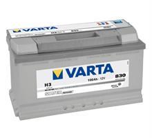 6004020833162 Аккумулятор VARTA Silver Dynamic 100А/ч обратная полярность