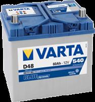 """5604110543132 Батарея аккумуляторная """"Blue Dynamic"""", 12в 60а/ч"""