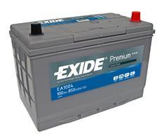 EA954 АКБ Premium 95Ah 800A 306x173x222 (-+)