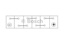 0092S5A080 АКБ S5 AGM 70Ah 760A 278x175x190 (-+)