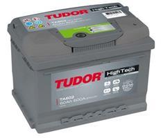 ta612 Аккумуляторная батарея TUDOR 175X242X175 Ток хол. прокрутки 600 A Емкость батареи 61 А/ч