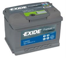 EA612 АКБ Premium 61Ah 600A 242x175x175 (-+)