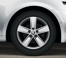 5E0071494A8Z8 Диск колеса лит. ОКТ A7 R16 STAR 6.0Jx16