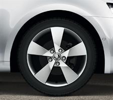 5E00714978Z8 Диск колеса лит. ОКТ A7 R17 Denom 7.0J x 17