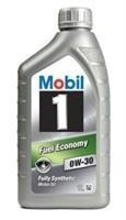 152560 Масло моторное 0W-20 Mobil 1л синтетика MOBIL 1 ADVANCED FUEI ECONOMY