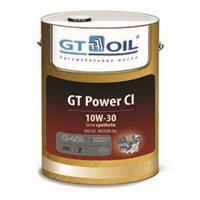 """8809059407066 Масло моторное полусинтетическое """"GT Power CI 10W-30"""", 20л"""