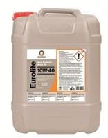 EUL20L Масло моторное 10W40 COMMA 20л полусинтетика EUROLITE