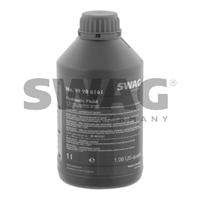 99906161 Жидкость гидравлическая 1л - синтетическая (зеленая) SWAG Central Hydraulic Fluid, Sinthetic