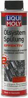 7591 Очиститель маслянной системы LIQUI MOLY 0,300 л Oilsystem Spulung Effektiv