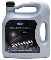 14E9D1 Масло моторное 5w40 FORD 5л синтетика FORMULA S/SD