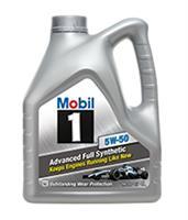 152561 Масло моторное 5W50 MOBIL 4л синтетика MOBIL 1