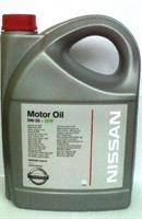 KE90090043R Масло мотор. NISSAN 5W30 DPF 5  (5L)