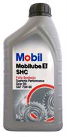 142123 Масло трансмиссионное 75W90 MOBIL 1л MOBILUBE 1 SHC