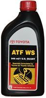 00289ATFWS Масло трансмиссионное TOYOTA 1л синтетика ATF WS (США)