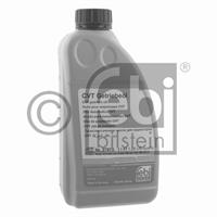 27975 Масло трансмиссионное FEBI 1л синтетика CVT желтое