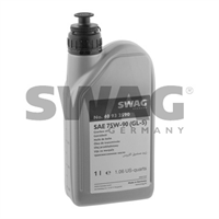 40932590 Масло трансмиссионное 1l полусинтетика 75W90 GL5 40932590