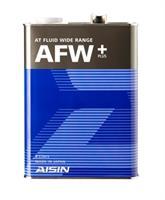 """atf6004 Масло трансмиссионное полусинтетическое """"ATF Wide Range AFW+"""", 4л"""