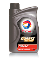 183103 Масло моторное TOTAL QUARTZ INEO FIRST 0w-30 (1л.)