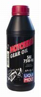 7589 Масло трансмис для мотоциклов 75W90 LIQUI MOLY 0,5л синтет Motorrad Gear Oil