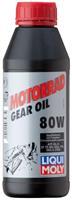 7587 Масло трансмис для мотоциклов 80W LIQUI MOLY 0,5л минерал Motorrad Gear Oil