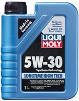 7563 Масло моторное 5W30 LIQUI MOLY 1л НС-синтетика Longtime High Tech)