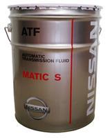 KLE2400002EU Масло трансмис. ATF Matic S 20L