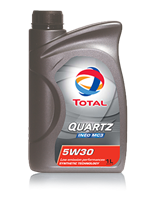 166254 Масло моторное TOTAL QUARTZ INEO MC3 5W-30 синт.(1л.)