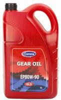 EP80905L Масло трансмиссионное 80W90 COMMA 5л EP80W90 GL5 GEAR OIL
