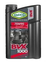 """340224 Масло трансмиссионное синтетическое """"BVX 1000 75W-90"""", 2л"""