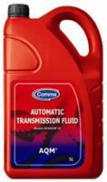 ATM5L Масло трансмиссионное ATF COMMA 5л AQM AUTOMATIC TRANSMITION FLUID DEXRON II/IID