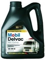 152538 Масло моторное 10W40 MOBIL 4л полусинтетика MOBIL DELVAC MX EXTRA