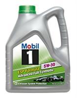 146235 Масло моторное 5W30 MOBIL 4л синтетика MOBIL 1 FORMULA ESP