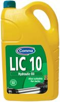 L105L Масло гидравлическое COMMA 5л минеральное LIC10
