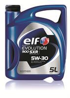 194839 Масло моторное 5w30 ELF 5л синтетика EVOLUTION 900