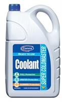 SCC5L Антифриз G11 COMMA SUPER COLDMASTER READY TO USE COOLANT готовый 5л